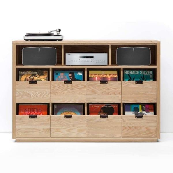 Dovetail Sonos Vinyl Cabinet