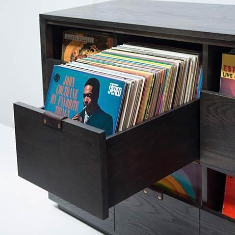 Dovetail Vinyl Drawer Cabinet