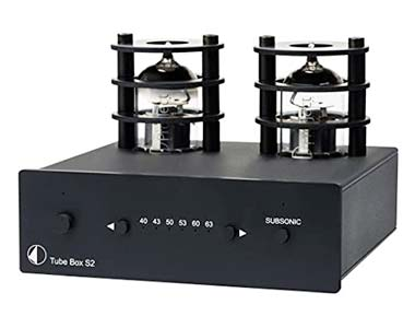 Pro-Ject Tube Box S2 Phono Preamp