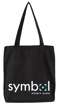 Vinyl Record Tote Bag Silo